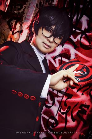 Protagonist from Persona 5 by ?? ~Yeu~