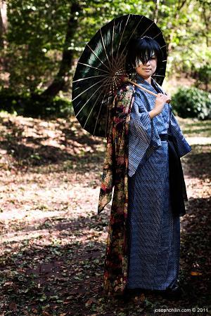 Matoba Seiji from Natsume Yuujinchou