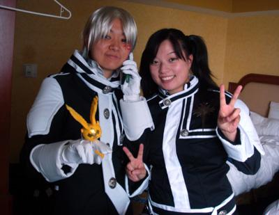 Lenalee (Rinali) Lee from D. Gray-Man worn by Kix