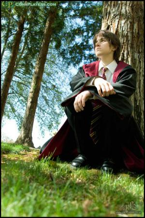 Harry Potter from Harry Potter worn by Li Kovacs