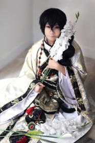 Judar from Magi Labyrinth of Magic worn by Rukazaya