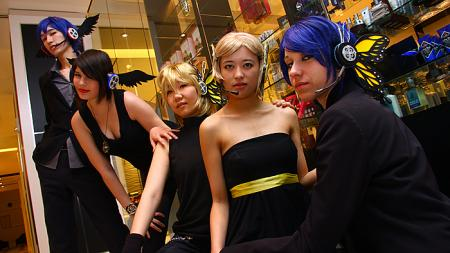 Kagamine Len from Vocaloid 2 worn by Rukazaya