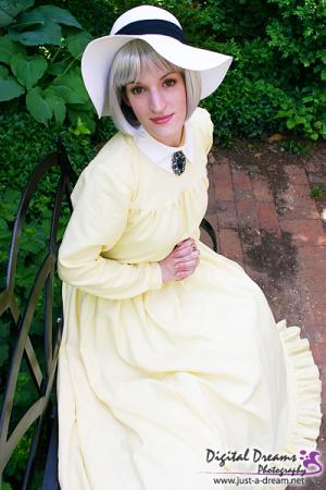 Sophie from Howls Moving Castle worn by Beverly