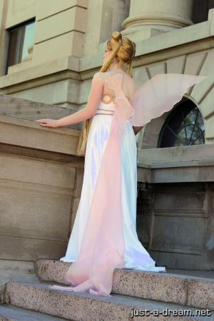 Neo Queen Serenity from Sailor Moon R worn by Beverly