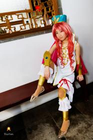 Kouha Ren from Magi Labyrinth of Magic