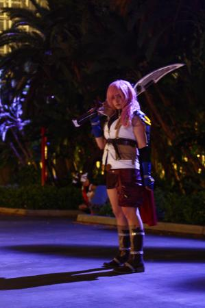 Lightning from Final Fantasy XIII worn by Naxul