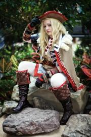 The Pioneer / Emily Burke from Assassin's Creed 3 worn by Naxul
