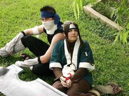 Haku from Naruto worn by raNar