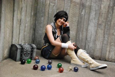 Yuffie Kisaragi from Final Fantasy VII: Advent Children worn by raNar