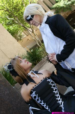 Fai D. Flowright / Yuui from Tsubasa: Reservoir Chronicle worn by Mehdia