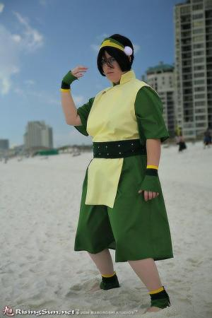 Toph Bei Fong from Avatar: The Last Airbender worn by LainaBug