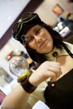 Navigator Elenora (Nora) Pennywise from Original: Steampunk