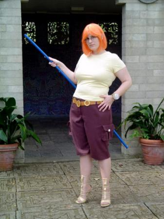 Nami from One Piece worn by LainaBug