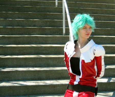 Aina Sahalin from Mobile Suit Gundam: The 08th MS Team
