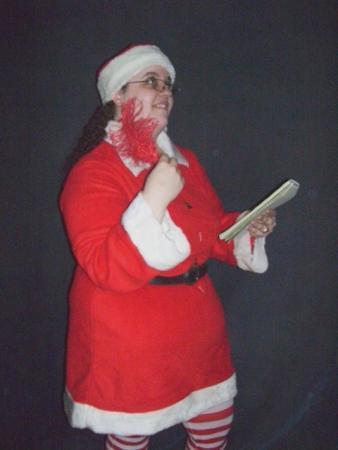 Santa's Helper from Original:  Fantasy worn by Lady Rosebride