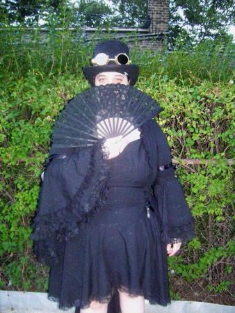 Black Widow from Original: Steampunk