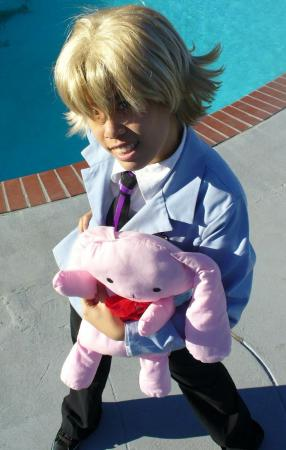 Mitsukuni Haninozuka / Honey from Ouran High School Host Club