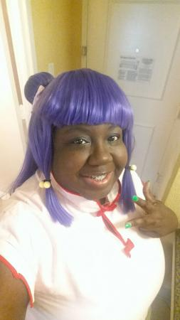 Shampoo from Ranma 1/2 worn by Merkurrie