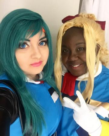 Mihoshi from Tenchi Muyo worn by Merkurrie