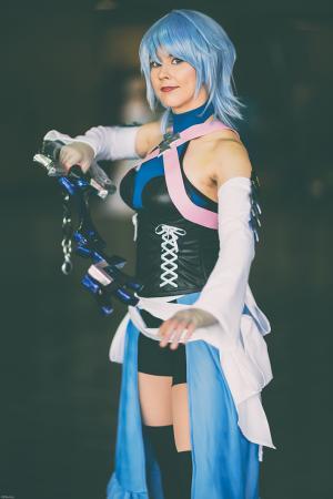 Aqua from Kingdom Hearts Birth by Sleep by ultima
