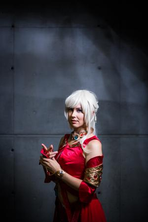 Lyse from Final Fantasy XIV