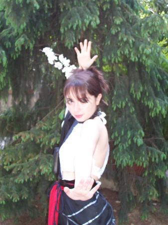 Asuka Kazama from Tekken 5