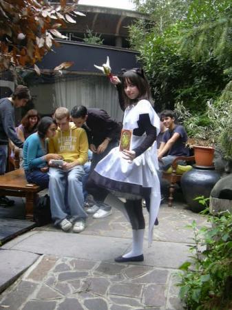 Sakura Kinomoto from Card Captor Sakura