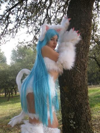 Felicia from Darkstalkers worn by Hime