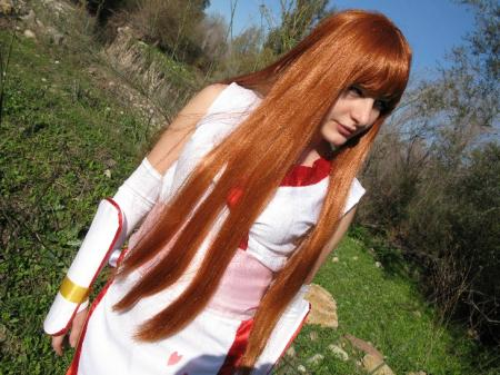 Kasumi from Dead or Alive 4 worn by Hime