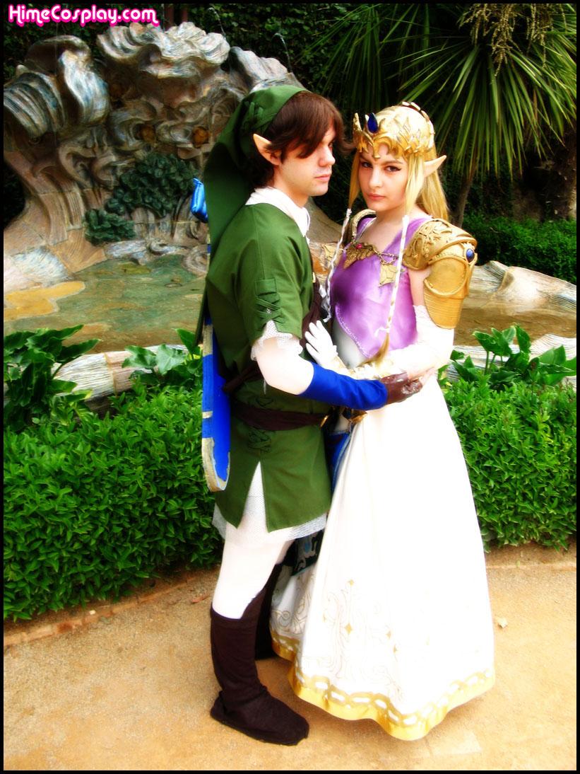 Princess Zelda Legend Of Zelda Twilight Princess By Hime
