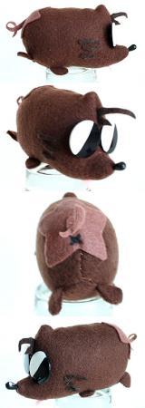 Boota from Tengen Toppa Gurren-Lagann worn by HezaChan