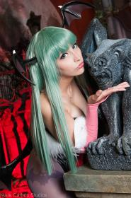 Morrigan Aensland from Darkstalkers worn by HezaChan