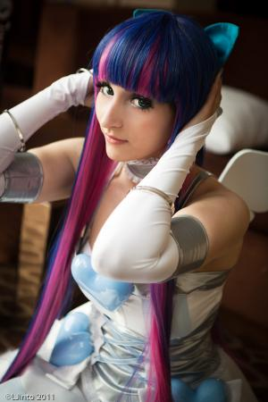 Stocking from Panty and Stocking with Garterbelt worn by HezaChan
