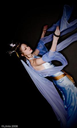 Kouran from Mateki: The Magic Flute