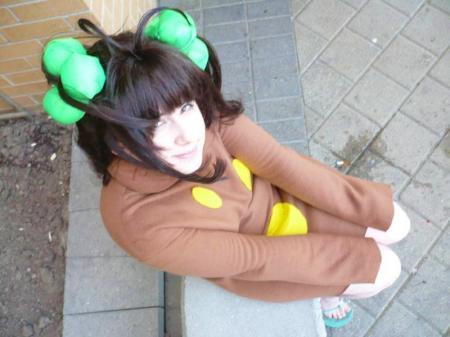 Sudowoodo from Pokemon worn by Splenda