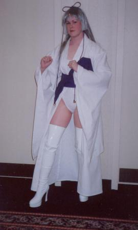 Shirahime from Angelic Layer worn by Sala