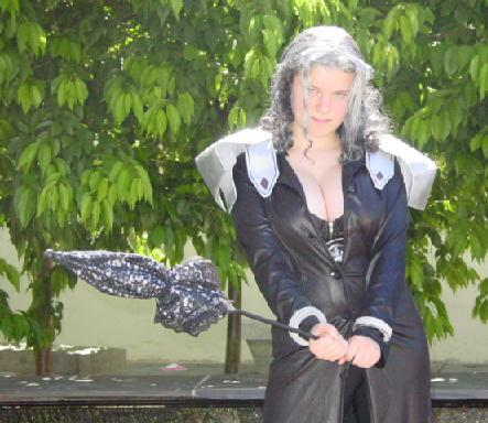 Sephiroth from Final Fantasy VII