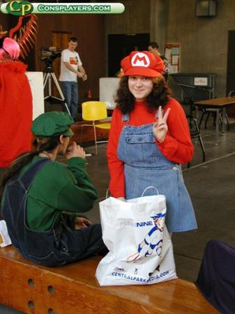 Mario from Super Mario Brothers Series