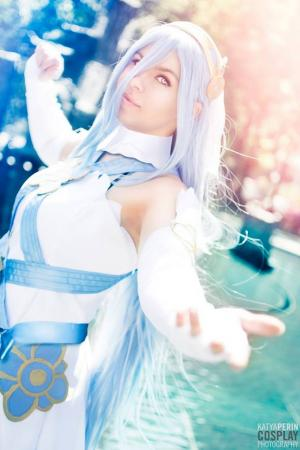 Azura from Fire Emblem Fates by bossbot