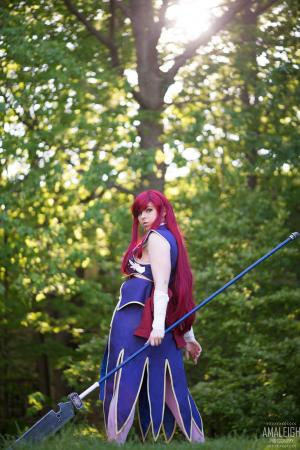 Erza Scarlet from Fairy Tail by bossbot
