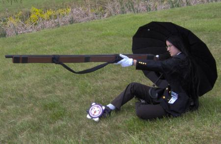 Rip van Winkle from Hellsing worn by Zahmira