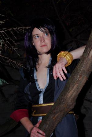 Yuri Lowell from Tales of Vesperia worn by Zahmira