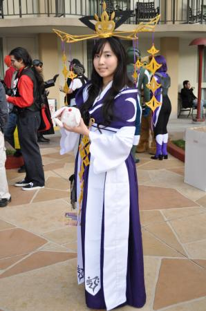 Tomoyo from Tsubasa: Reservoir Chronicle worn by Kimikotan