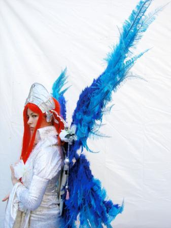 Lilith Sahr from Trinity Blood