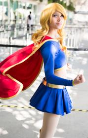 Supergirl from Supergirl worn by Steff Von Schweetz
