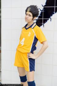 Yu Nishinoya from Haikyuu!! worn by Steff Von Schweetz