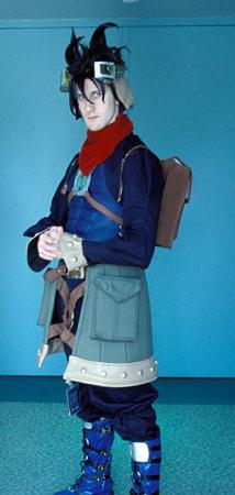 Ryudo from Grandia II worn by SozokuReed