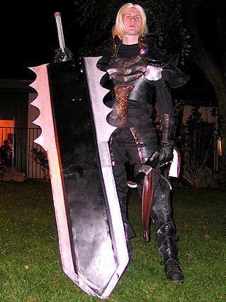 Siegfried Schtauffen from Soul Calibur worn by SozokuReed