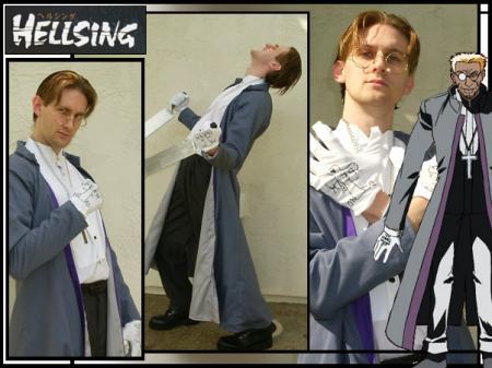 Paladin Alexander Anderson from Hellsing worn by SozokuReed