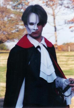 Phantom (Eric) from Phantom of the Opera